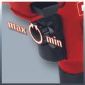 Schlagbohrmaschine TH-ID 1000 Kit Detailbild ohne Untertitel 5