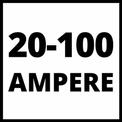 Inverteres hegesztőgép TC-IW 110 VKA 1