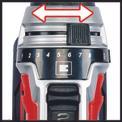 Akku-Bohrschrauber TE-CD 18 Li E (2x2,0Ah) Detailbild ohne Untertitel 1