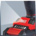 Akku-Bohrschrauber TE-CD 18 Li E (2x2,0Ah) Detailbild ohne Untertitel 4