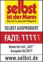 Sega circolare a batteria TE-CS 18 Li-Solo Testmagazin - Logo (oeffentlich) 2