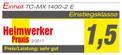 Farb-Mörtelrührer TC-MX 1400-2 E Testmagazin - Logo (oeffentlich) 1