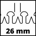 Elektro-Heckenschere GC-EH 5550/1 VKA 2