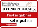 Elektro-Heckenschere GE-EH 7067 Testmagazin - Logo (oeffentlich) 1