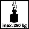 Seilhebezug TC-EH 250 VKA 1