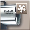 Heißluftgenerator HGG 171 Niro Detailbild ohne Untertitel 1