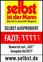 Benzin-Kettensäge GC-PC 1235 I Testmagazin - Logo (oeffentlich) 1