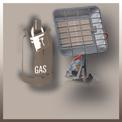 Gasheizstrahler GS 4400 Detailbild ohne Untertitel 2