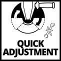 Akku-Winkelschleifer TE-AG 18/115 Li Kit (1x3,0Ah) VKA 3
