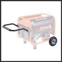 Stromerzeuger (Benzin) TC-PG 5500 WD Detailbild ohne Untertitel 4