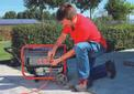Áramfejlesztő (benzines) TC-PG 3500 W Einsatzbild 1