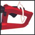 Benzin-Heckenschere GC-PH 2155 Detailbild ohne Untertitel 2