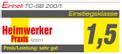 Sega a nastro TC-SB 200/1 Testmagazin - Logo (oeffentlich) 1