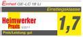 Akku-Hochentaster GE-LC 18 Li T - Solo Testmagazin - Logo (oeffentlich) 2