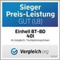 Säulenbohrmaschine BT-BD 401 Testmagazin - Logo (oeffentlich) 1