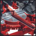 Vonó-fejező-gérvágó fűrész TC-SM 2531/1 U Detailbild ohne Untertitel 3