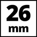 Ciocan rotopercutor TE-RH 26 4F VKA 3
