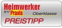 Akkus excenter csiszoló TE-RS 18 Li-Solo Testmagazin - Logo (oeffentlich) 1