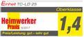 Lézeres távolságmérő TC-LD 25 Testmagazin - Logo (oeffentlich) 1