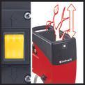 Tocator silentios resturi vegetale electric  GC-RS 2540 Detailbild ohne Untertitel 3