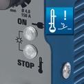 Inverteres hegesztőgép BT-IW 150 Detailbild ohne Untertitel 2