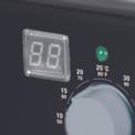 Hőlégbefúvó (dízel) DHG 360 Detailbild ohne Untertitel 4