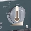 Elektro-Heizer EH 5000 Detailbild ohne Untertitel 4