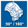 Tagliabordi elettrico BG-ET 5529 VKA 1