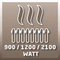 Halogén hősugárzó NHH 2100 VKA 1