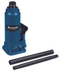Cric hidraulic BT-HJ 5000 Produktbild 1