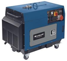 Generador diesel BT-PG 5000 DD Produktbild 1