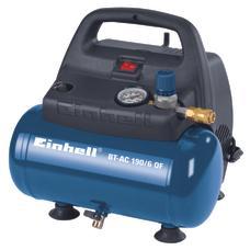 Air Compressor BT-AC 190/6 OF Produktbild 1