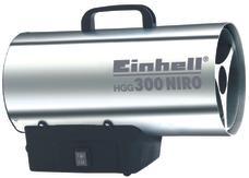 Hőlégbefúvó HGG 300 Niro Produktbild 1