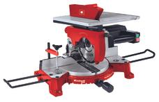 Mitre Saw with upper table TH-MS 2513 T Produktbild 1