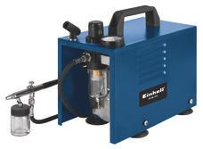 Compresor kit aerógrafo BT-AB 19/4 Kit Produktbild 1