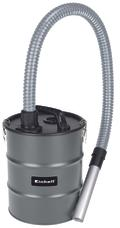 Ash Filter Aschefilter, 12L Produktbild 1
