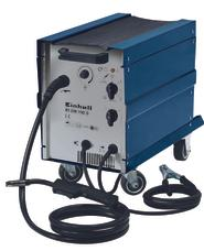 Aparat de sudura in gaz protector BT-GW 190 D Produktbild 1