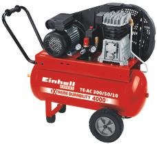 Compresor de aire TE-AC 300/50/10 Produktbild 1