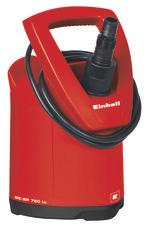 Submersible Pump GE-SP 750 LL Produktbild 1