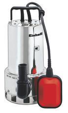 Schmutzwasserpumpe GC-DP 1020 N Produktbild 1