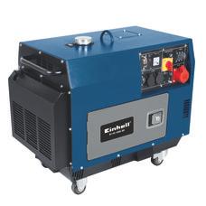 Power Generator (Diesel) BT-PG 5000 DD Produktbild 1