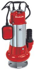 Schmutzwasserpumpe GC-DP 1340 G Produktbild 1