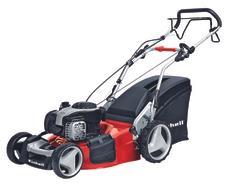 Petrol Lawn Mower GE-PM 48 S-H B&S Produktbild 1