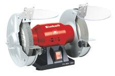 Kétkorongos köszörűgép TH-BG 150 Produktbild 1