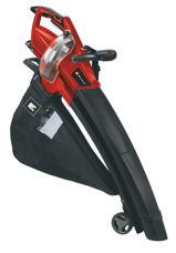 Aspirador soplador eléctrico GE-EL 3000 E Produktbild 1