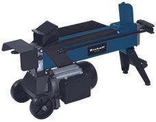 Holzspalter BT-LS 44 Produktbild 1