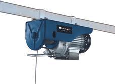 Seilhebezug BT-EH 250 Produktbild 1