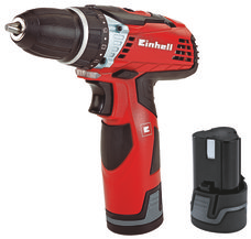 Cordless Drill TE-CD 12 Li with 2nd Battery Produktbild 1