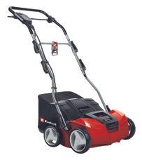 Electric Scarifier-Lawn Aerat. GE-SA 1435 Produktbild 1