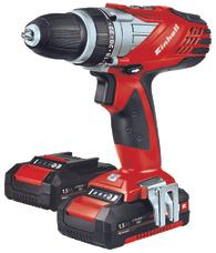 Cordless Drill TE-CD 18 Li with 2nd Battery Produktbild 1